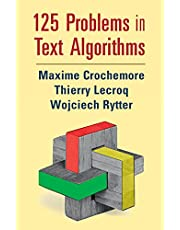 125 Problems in Text Algorithms: with Solutions (English Edition)