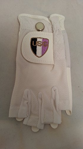 Womens Shorty Half Finger Glove Right Handed ML/L