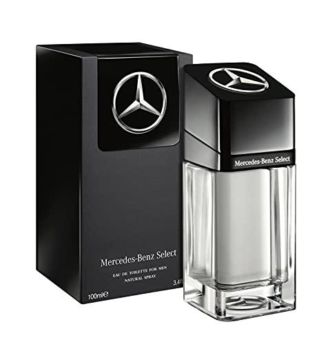 Mercedes Benz Select Eau de Toilette For men 100ml