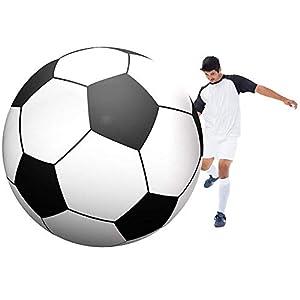 GoFloats Gigante Hinchable de balón de fútbol – de Vinilo Serie ...