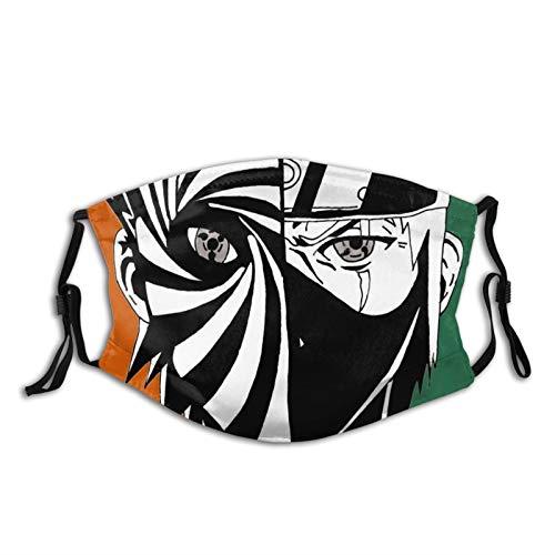 Anime Face Mask Filter Cute for Men Reusable Face Cover