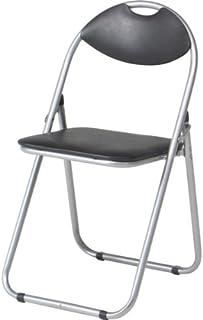 パイプ会議イス 6脚セット 『 FB-030 』【IT】(#9837565x6) サイズ:約45×47×79.5cm 会議椅子