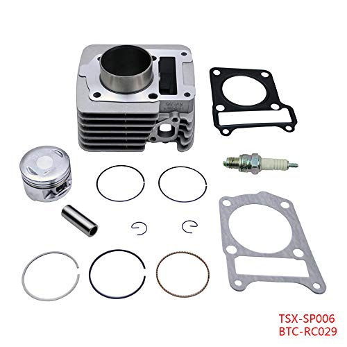 Standard Bore Piston 2000-2002 Bearing Kit Gasket Polaris Xplorer 250