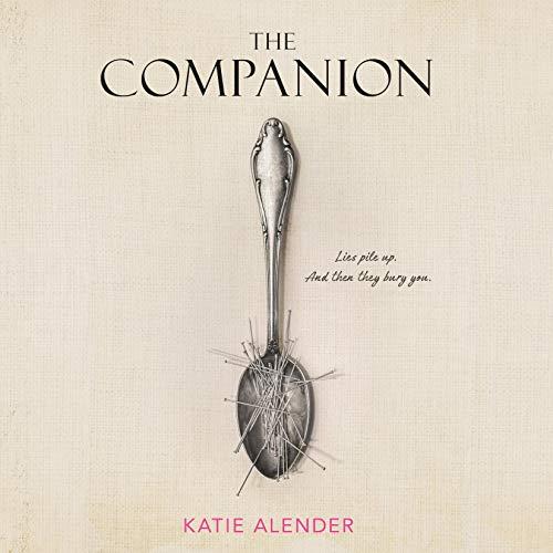 The Companion audiobook cover art