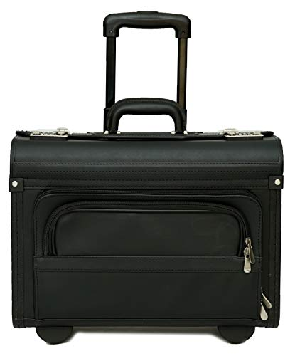 Pilot Case Briefcase Business Laptop Travel Flight Briefcase Bag Hand Luggage