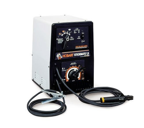 Hobart 500421 Stickmate LX 235 AC Stick (SMAW) Arc Welding Power Source