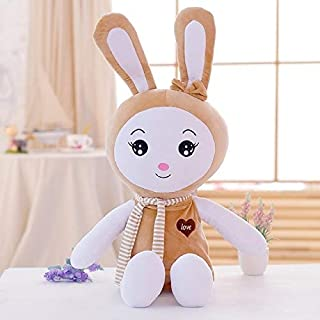 2019 New Rabbit Big Eyes Owl Cat Elephant Penguin Leopard Foxy Dog Rabbit Monkey Stuffed Animals Plush Toy Thing You Must Have Funny Gifts The Favourite Dvd Superhero Coloring Unbox Toddler Must Hav