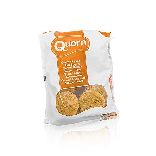 Quorn™ Southern Style Burger, vegetarisch, paniertes Mycoprotein, TK, 1 kg, ca.16 St