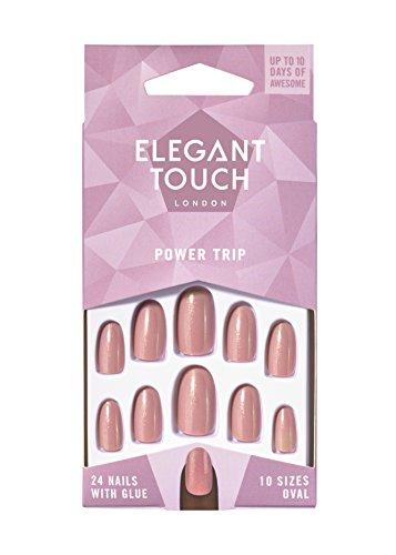 Elegant Touch Gefärbte Nägel - Power Trip