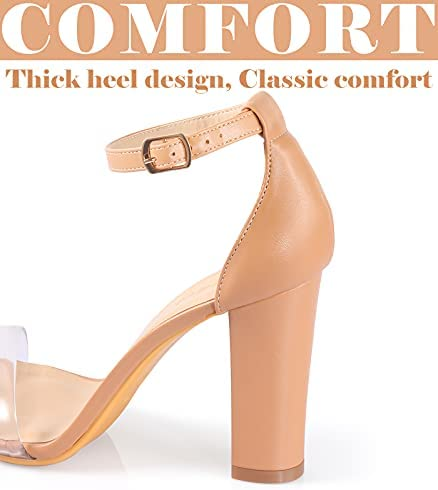 Clear wedding shoes _image4