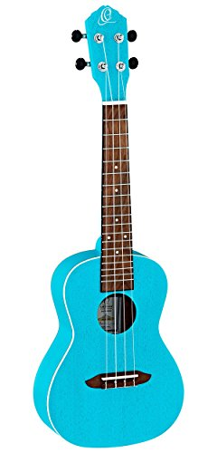 Ortega Guitars Earth Serie Ukulele (rulagoon)