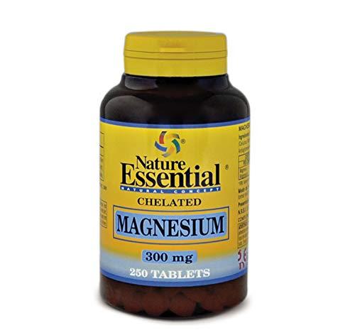 Magnesio 300 mg. (Quelado) 250 comprimidos
