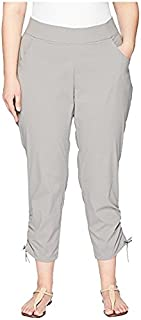 Columbia womens Anytime Casual Plus Size Ankle Pant Hiking Pants