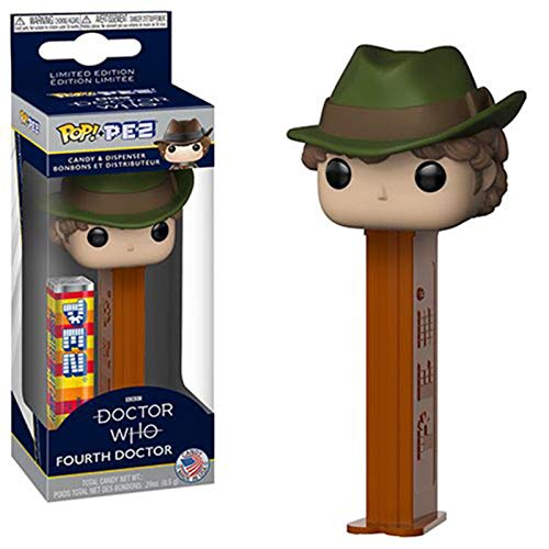 POP! Pez: Doctor Who: Fourth Doctor