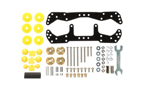 Mini 4WD - GP476 MA Chassis First Try Parts Set