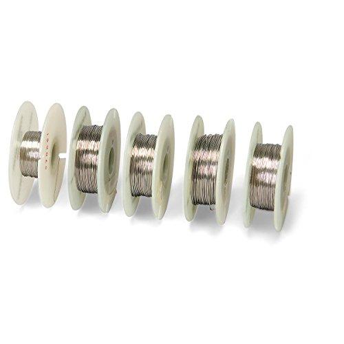 3B Scientific U8495515 Filo di Cromo/Nichel, 0.5 mm/50 Metri
