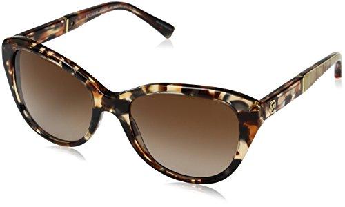 Michael Kors Rania I Gafas de sol, Tiger Tortoise 316913, 54 Unisex