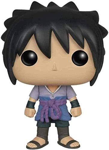 Naruto: Shippuden Sasuke Pop Animation # 72 3 9 pollici vinile multicolore