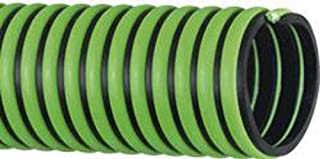 Kanaflex EPDM Rubber All Weather Suction and Discharge, Green/Black, 2