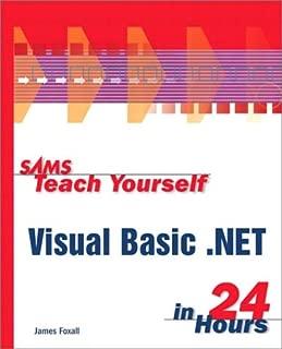 Sams Teach Yourself Visual Basic .NET in 24 Hours