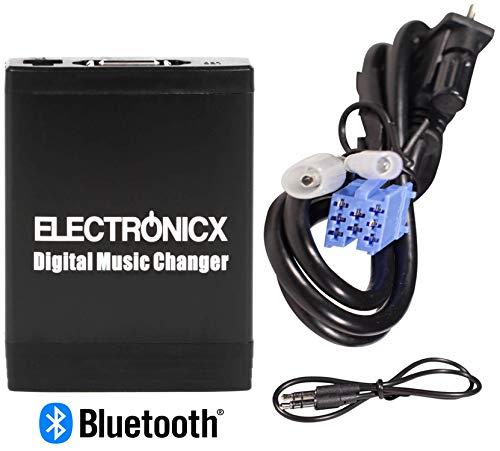 Yatour YT-M06-BM2-BT Adaptateur USB MP3 AUX SD CD Bluetooth Mains Libres Interface autoradio BMW E39 Z4 E85 E83 X5 E53
