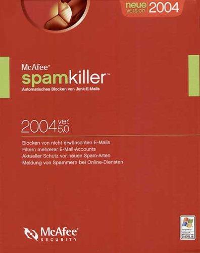 Spamkiller 5.0 CD W32 pp [import allemand]
