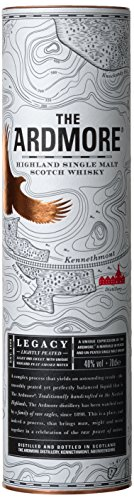 The Ardmore Legacy Highland Single Malt Scotch Whisky, mit Geschenkverpackung, 40% Vol, 1 x 0,7l - 3