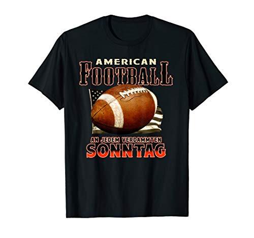 An Jedem Verdammten Sonntag: American Football Fan Geschenk