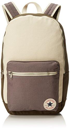Converse Mochila Core Plus Canvas Backpack, color Varios colores - Herbal/Natural/Charcoal, tamaño...
