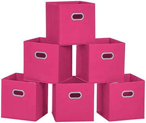 MaidMAX Storage Bins 12x12x12 for Home Organization and Storage Toy Storage Cube Closet Organizers product image