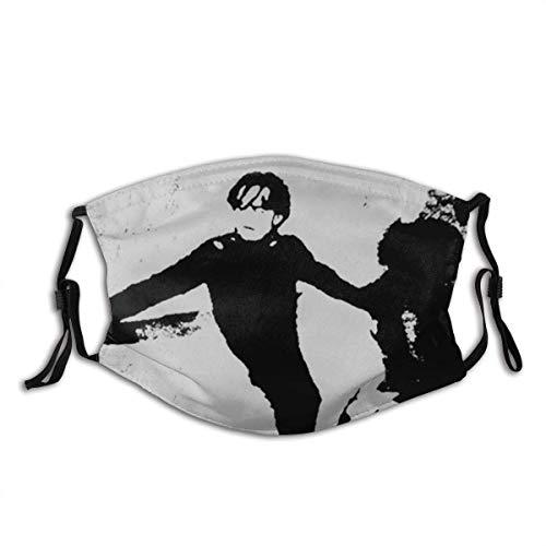 Mundschutz Bauhaus Bela Lugosi's Dead Mouth Cover Face Cover Headscarf Outdoor Seamless Reusable Mouth Scarf