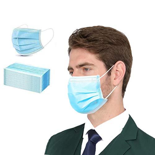 (60% OFF Coupon) Disposable Face Mask 50 Pcs $6.79