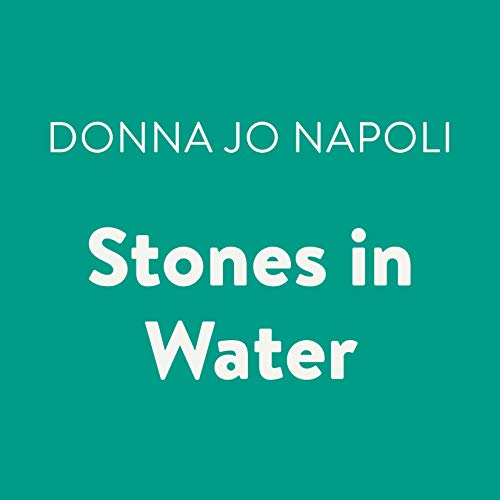 Stones in Water audiobook cover art