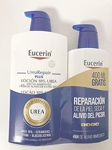 Eucerin Family Pack Locion Urea Repair 1000ml + 400ml