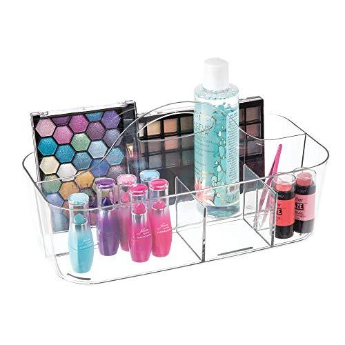 Organizador con asa para cosméticos de MetroDecor