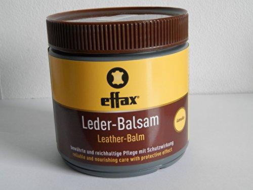 Effax Lederbalsam Lederfett Lederpflege, 500 ml | Effax Leder-Balsam Lederpflege Effax Leather Balsam