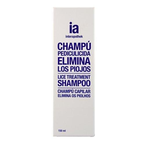 Champu antipiojos 150 ml