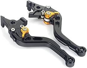 TARAZON CNC Adjustable Brake Clutch levers for Triumph Thruxton 900 2004-2015/Daytona 955i 2004-2006