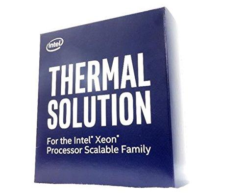 Intel BXSTS300C - Ventilador de PC (Procesador, Disipador térmico, LGA 3647 (Socket P), Xeon®, 280 W, LGA3647 Socket)