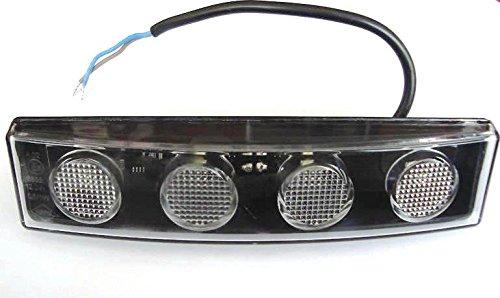 Cabina Techo esquina delantera LED luz visior para Scania Serie 4Scania P R T G 12/24V marcado E