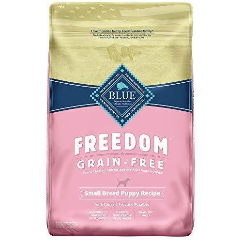 Blue Buffalo Freedom Grain Free Natural Puppy...