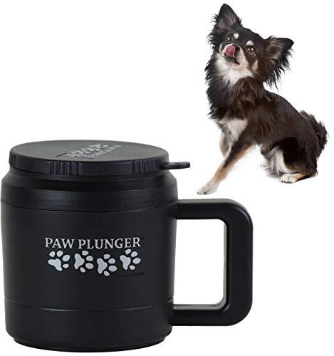 Paw Plunger Pfotenschutz / Reiniger für Haustiere Der beste Weg, um die Pfoten Ihres Hundes zu reinigen