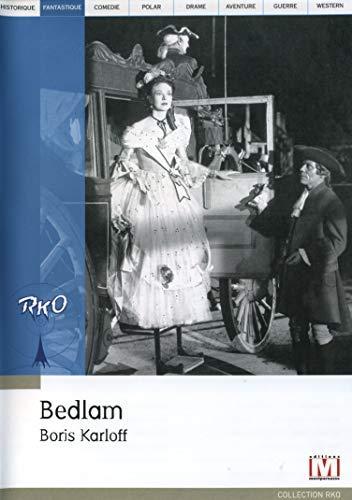 Bedlam, hospital psiquiátrico   Bedlam [ Origen Francés, Ningun Idioma Espanol ]
