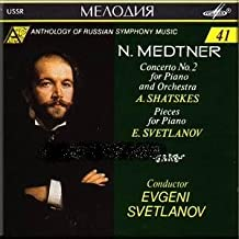 Medtner: Concerto No. 2 for Piano and Orchestra