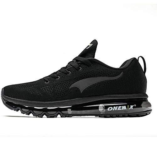 ONEMIX Air Laufschuhe Herren Damen Sportschuhe Straßenlaufschuhe Turnschuhe Walkingschuhe Sneaker 1118B SMH 43