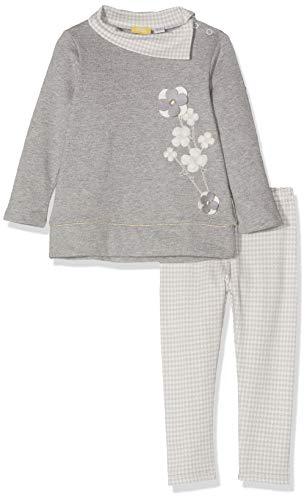 Chicco baby-meisjes Completo sweatshirt coon leggings kledingset