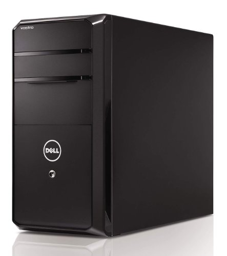 Dell Vostro 460 Desktop-PC (Intel Core i5 2500, 3,3GHz, 8GB RAM, 1TB HDD, Radeon HD 6450, DVD, Win 7 Pro)