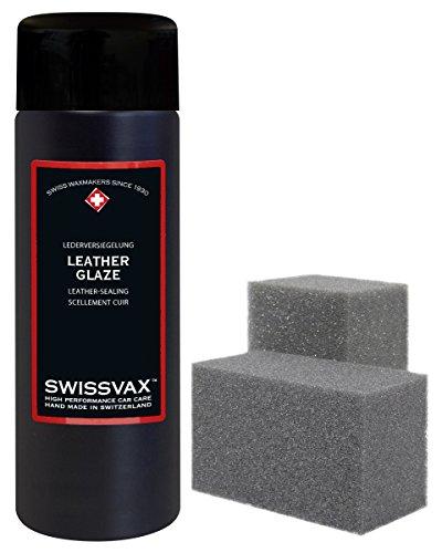 SWISSVAX Leather Glaze Lederversiegelung, 150 ml