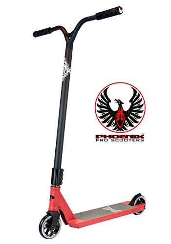 Best Price Phoenix Sequel Pro Scooter (Red)