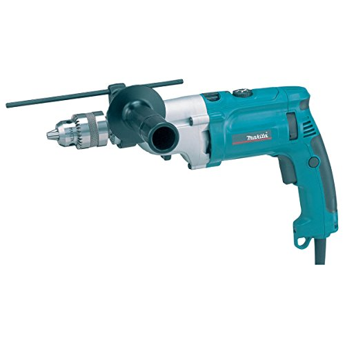 Makita HP2070 110 V 13 mm Percussion Drill in a Carry Case